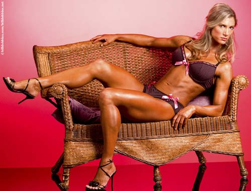 Nancy Georges 052508 094 Beautiful naked fitness woman